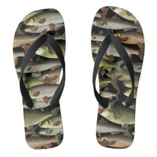 Fisherman's Fantasy Flip Flops