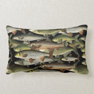 Fisherman's Fantasy Throw Pillow
