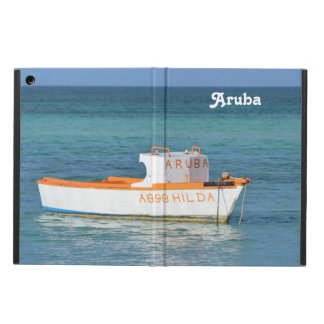 Fisherman's Hut Beach Cover For iPad Air