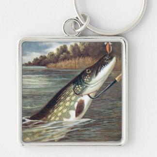 Fisherman's Key Chain - Pike