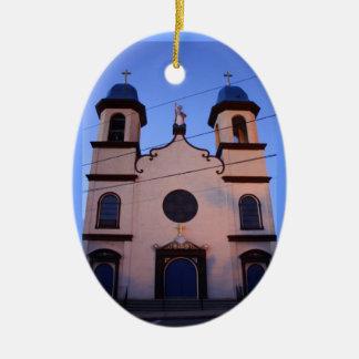 Fisherman's Memorial Ceramic Ornament