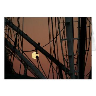 Fisherman's Moon Card
