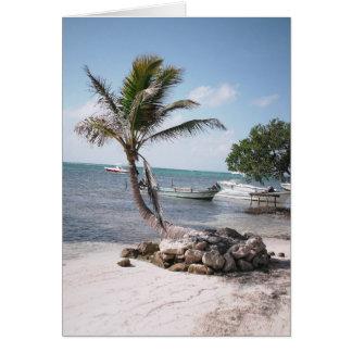 Fisherman's Paradise Card