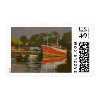 Fisherman's Quay Salcombe 2 Postage