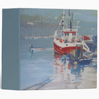 Fisherman's Quay Salcombe Binder