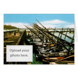 Fisherman's Wharf 1 Greeting Card