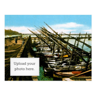 Fisherman's Wharf 1 Postcard