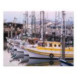 Fisherman's Wharf Harbor Photo Print