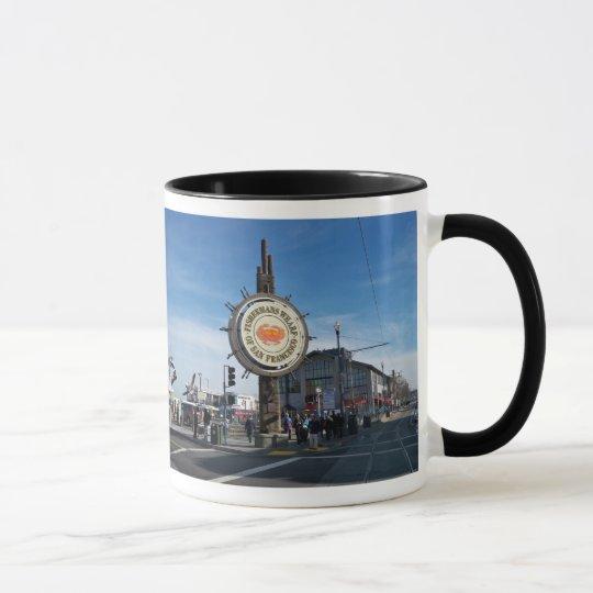 Fisherman's Wharf Mug