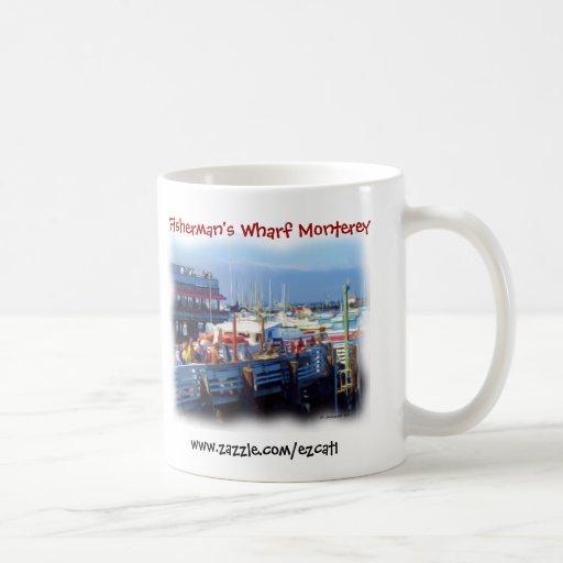 Fisherman's Wharf Mugs