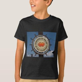 Fisherman's Wharf San Francisco T-Shirt