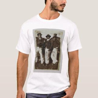 Fishermen Ashore, c.1843-47 (salt paper print from T-Shirt