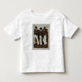 Fishermen Ashore, c.1843-47 (salt paper print from Toddler T-shirt