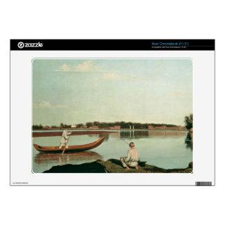 Fishermen by Grigoriy Vasilyevich Soroka Skin For Acer Chromebook