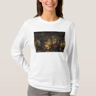 Fishermen from the Island of Marken T-Shirt