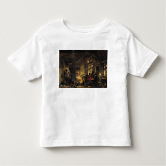 Fishermen from the Island of Marken Toddler T-shirt