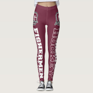 Fishermen Girls Hockey Leggings