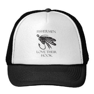 Fishermen Love Their Hook Trucker Hat