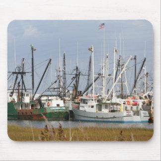Fishermen Mouse Pad
