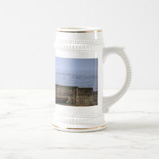Fishermen Mural Coffee Mug