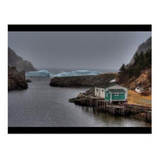 Fishermen's Berg Postcard