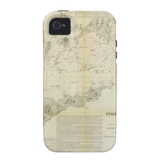 Fisher's Island Sound Case-Mate iPhone 4 Cover