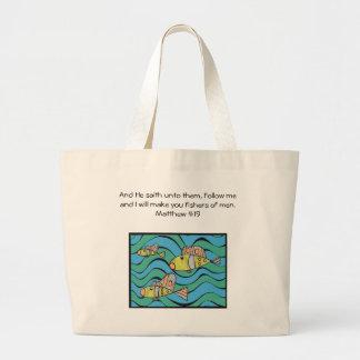 Fishers of men bag