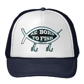 FISHERS OF MEN CAP TRUCKER HAT