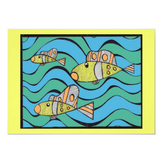 Fishers of men card