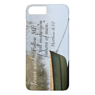 Fishers of Men Scripture iPhone 7 Plus Case