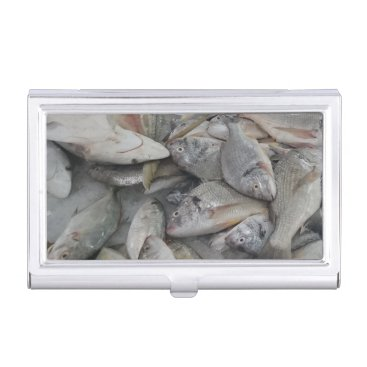 Professional Business Fishes Business Card Holder