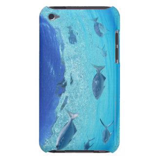 Fishes in the sea 4 barely there iPod cover
