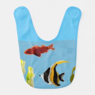 Fishes in the Sea Art Bib