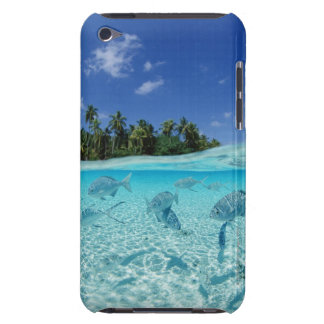 Fishes in the sea iPod touch Case-Mate case