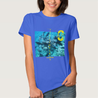 """""""Fishes in the Sea"""" T Shirt"""