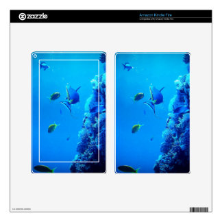 Fishes Kindle Fire Decals
