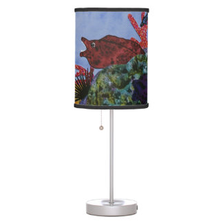 Fishes Lamp