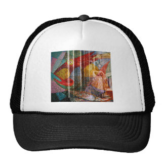 FISHES ~ LOAVES ~ AND FAITH FACTOR TRUCKER HAT