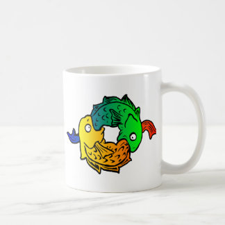 Fishes Mugs