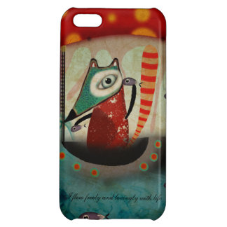 Fishes Navigation System Cover For iPhone 5C