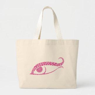 FishEye2 Canvas Bags