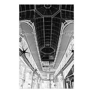 Fisheye Art Deco Shopping Arcade Manchester Stationery