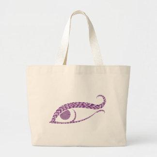 FishEye Canvas Bags