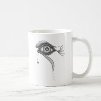 fisheye coffee mug
