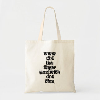fishfingersandwich.com bolsa tela barata