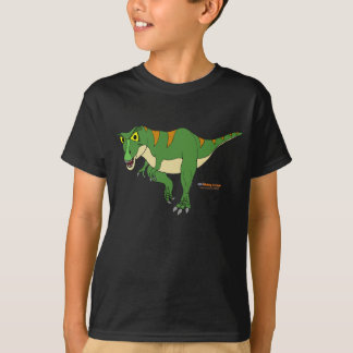 Fishfry Designs T-rex Youth Unisex T-shirt
