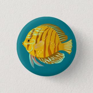 Fishie Pinback Button