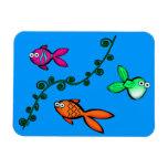 Fishies de Charlie Iman Flexible