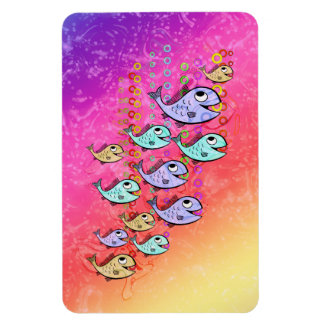 FISHIES GROOVIN' FLEXIBLE MAGNET