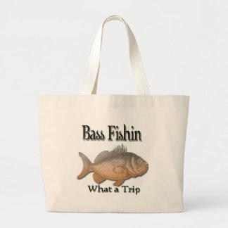 Fishin bajo un qué viaje bolsas